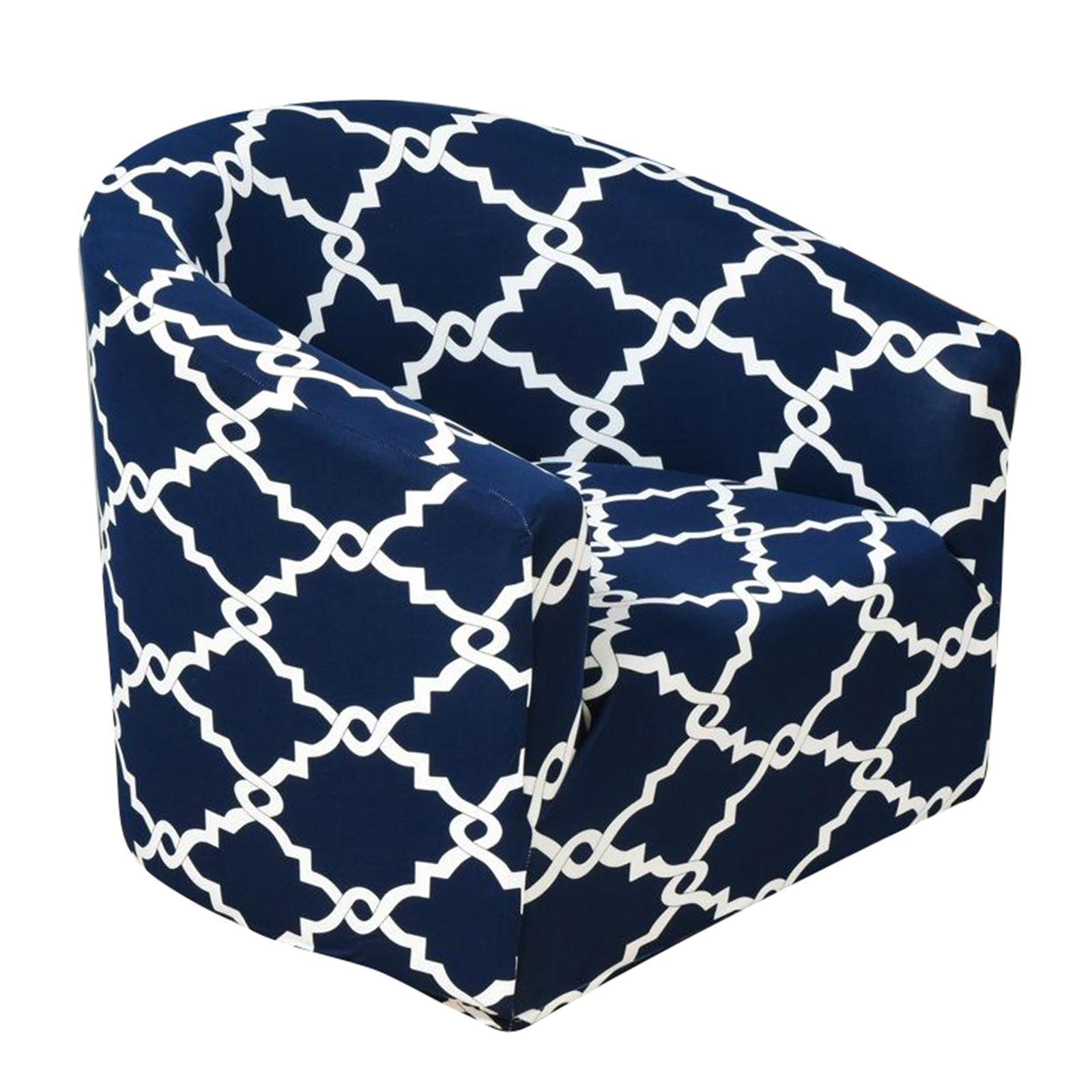 miniatura 10 - Fodera per poltrona singola per poltrona Fodera per sedia in colori assortiti