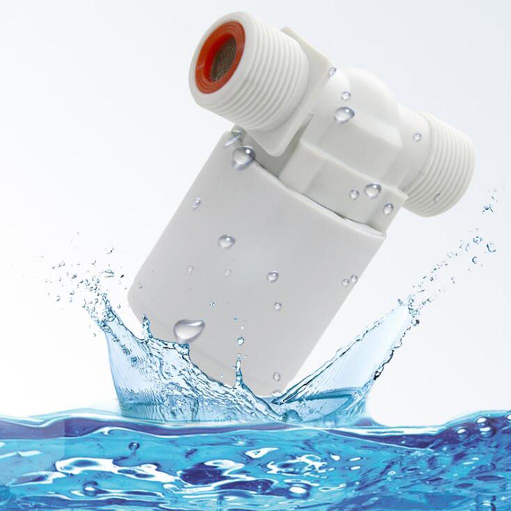 Automatico-pieno-Piccola-Sfera-Galleggiante-Valvola-Livello-Dell-039-acqua-di-facile miniatura 9