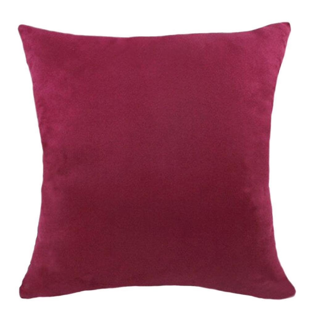 Fodera-per-cuscino-in-velluto-su-entrambi-i-lati-fodera-per-cuscino-18-x-18-039-039 miniatura 33