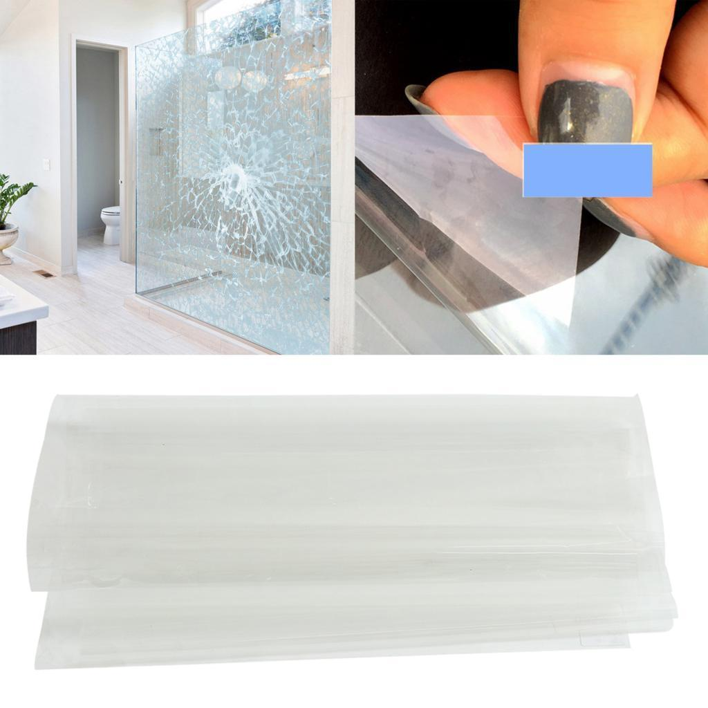 Pellicola-per-vetri-di-sicurezza-infrangibile-Protezione-per-vetro-e-UV miniatura 3
