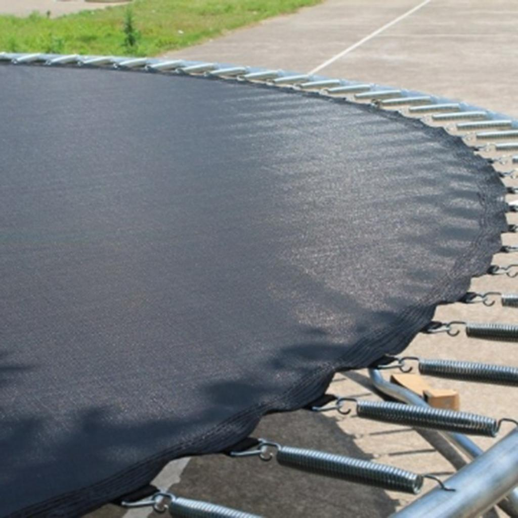 6//8ft//10ft//12ft Trampoline Mat Replacement Round Frame High Elastic Jumping Pad