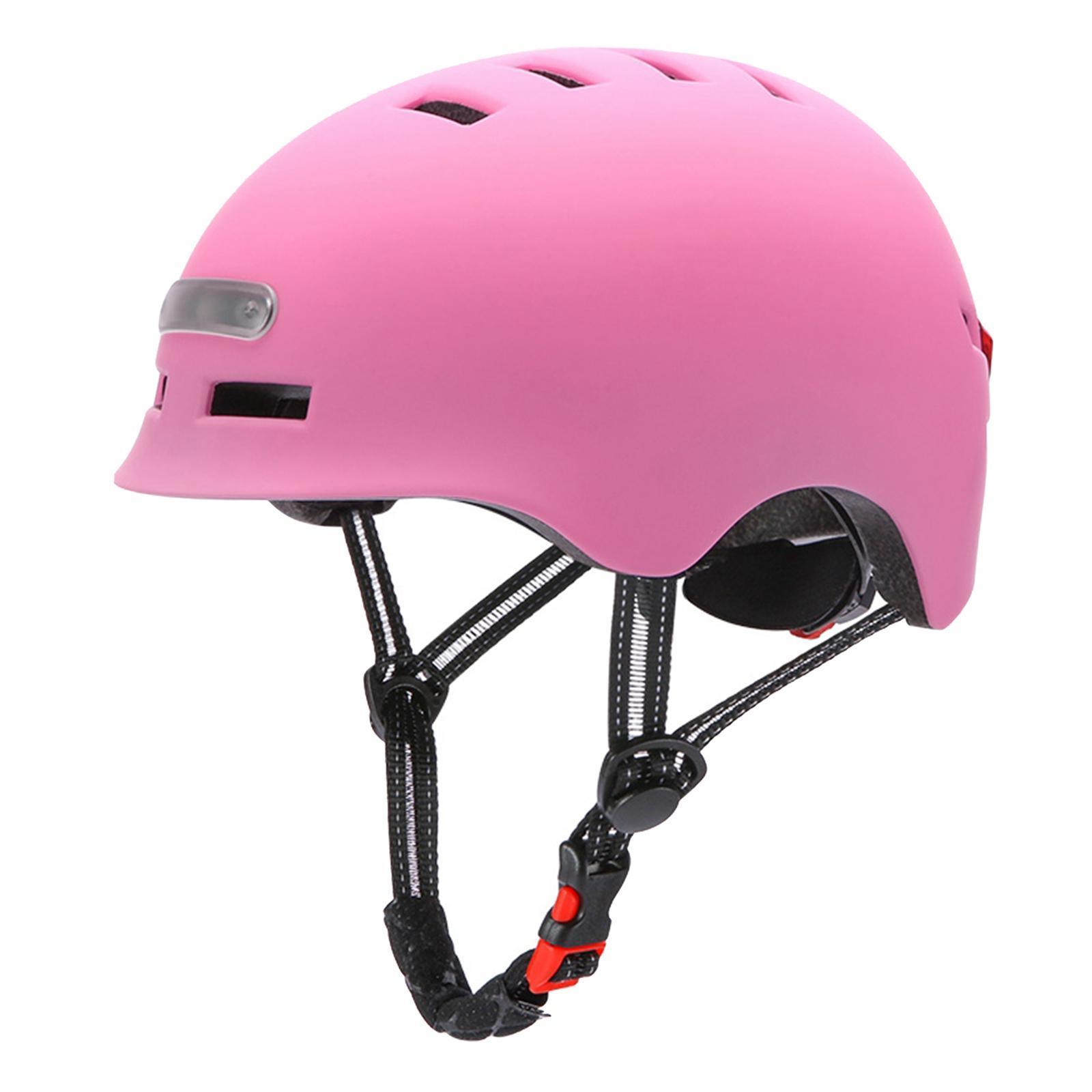 Casco-da-ciclismo-per-skateboard-Casco-da-bici-per-pendolari-con-scooter-da miniatura 25