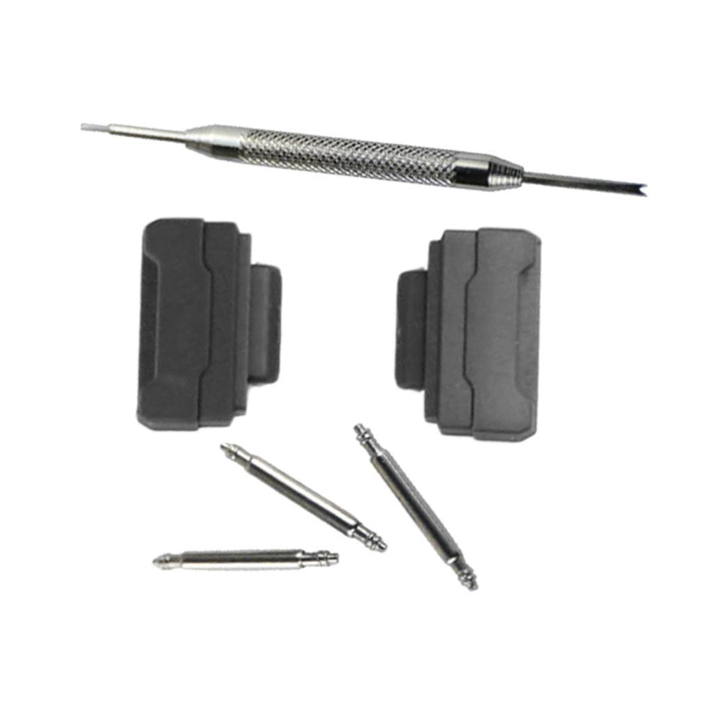 Uhrenarmband-Adapter-Kits-Strap-Connector-16mm-Fuer-GShock-Casio-Armband Indexbild 4