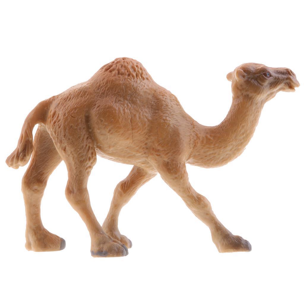 Realistico-Selvaggio-Farm-Natura-Animale-Albero-Modello-Azione-Figure-Kid miniatura 45