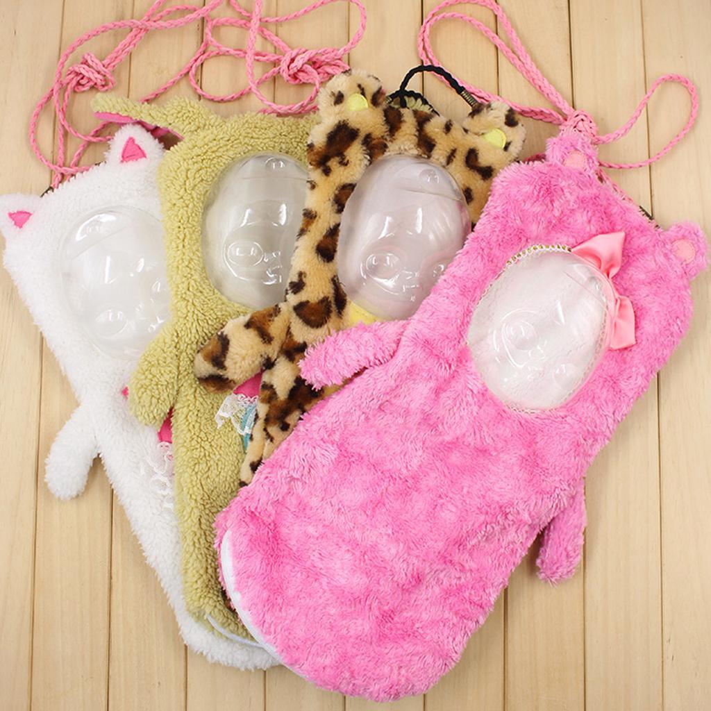 miniature 3 - 1-6-Sac-de-Couchage-pour-poupees-Doll-Accessoires-Jouet-Enfant-Cadeau-Ideal