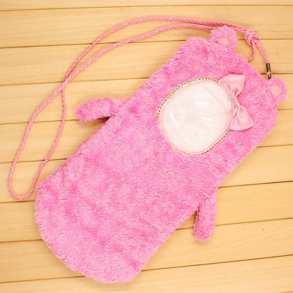 miniature 4 - 1-6-Sac-de-Couchage-pour-poupees-Doll-Accessoires-Jouet-Enfant-Cadeau-Ideal