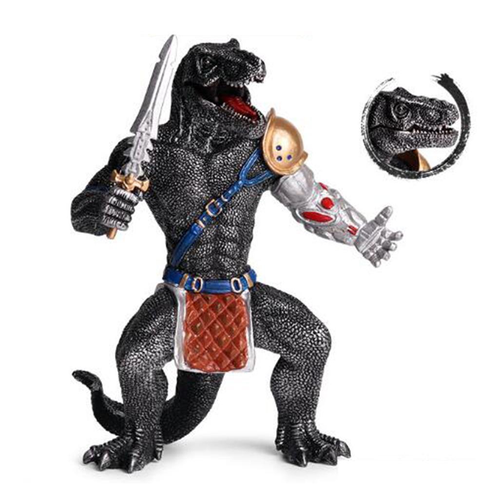 1x-Nanosaur-Model-Figure-Toys-Dinosaur-Soldier-Plastic-Children-Toy-Decor thumbnail 11