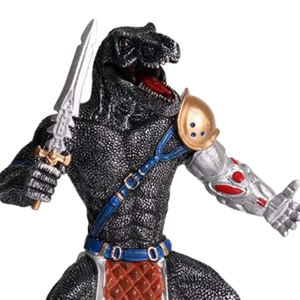 1x-Nanosaur-Model-Figure-Toys-Dinosaur-Soldier-Plastic-Children-Toy-Decor thumbnail 12