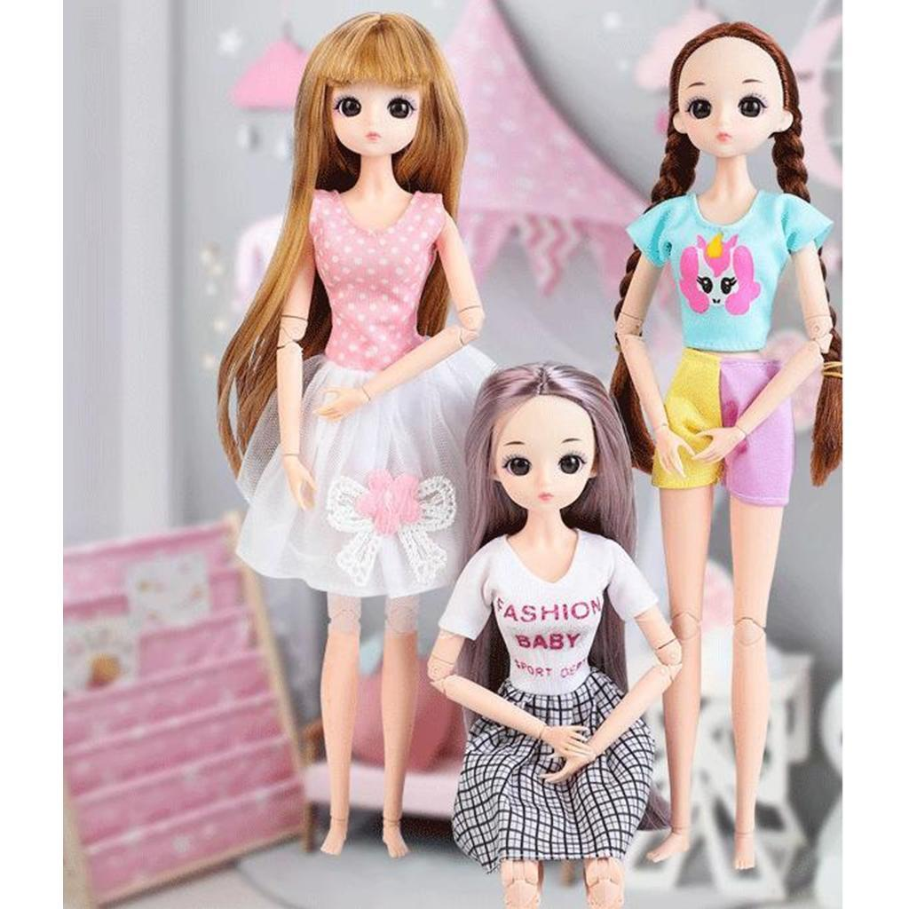 Amazon.com: 22 BJD Doll Customized 56cm Jointed Dolls Toy