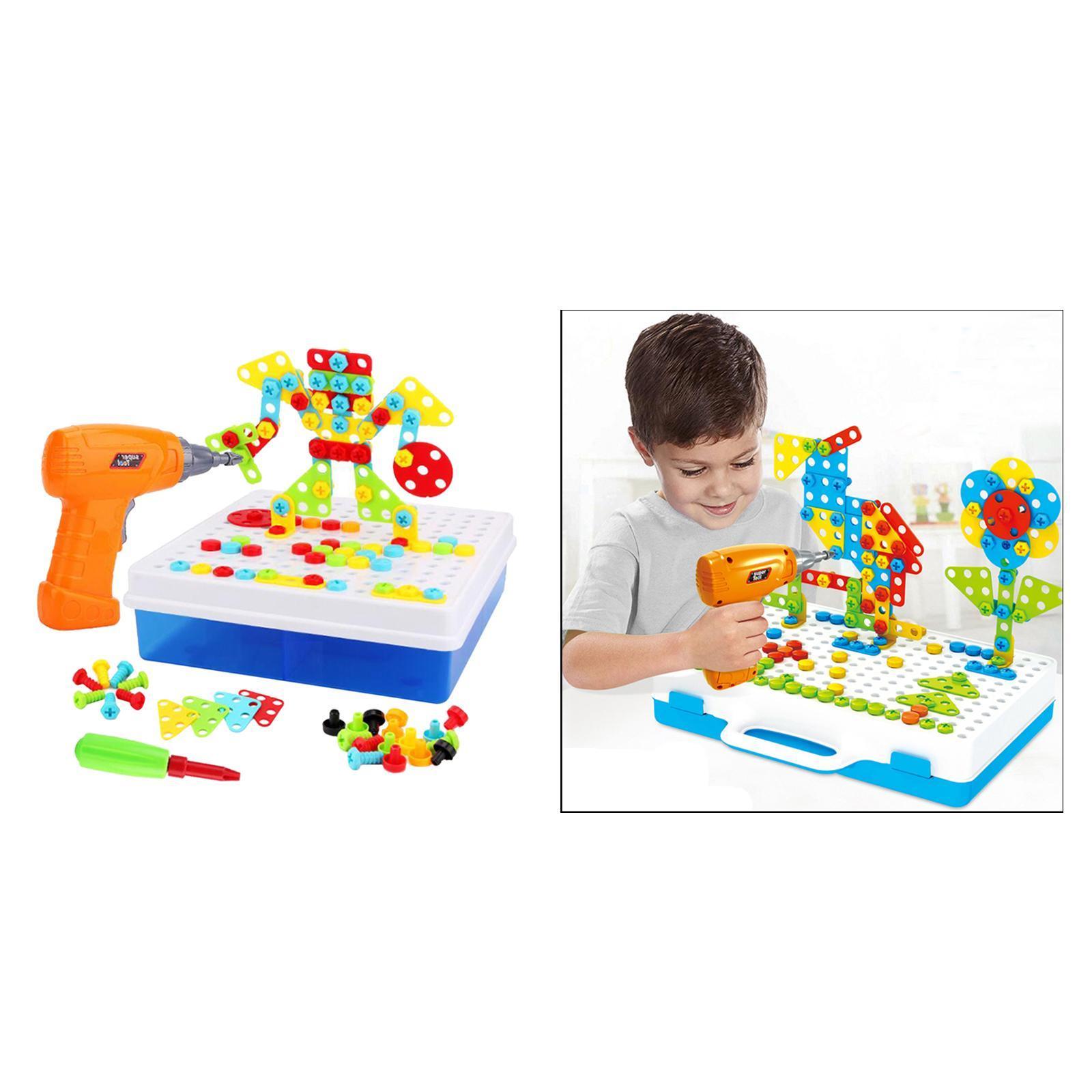 Creativo-Strumento-Educativo-Kit-FAI-DA-TE-Blocchi-di-Costruzione-Le-Capacita miniatura 15