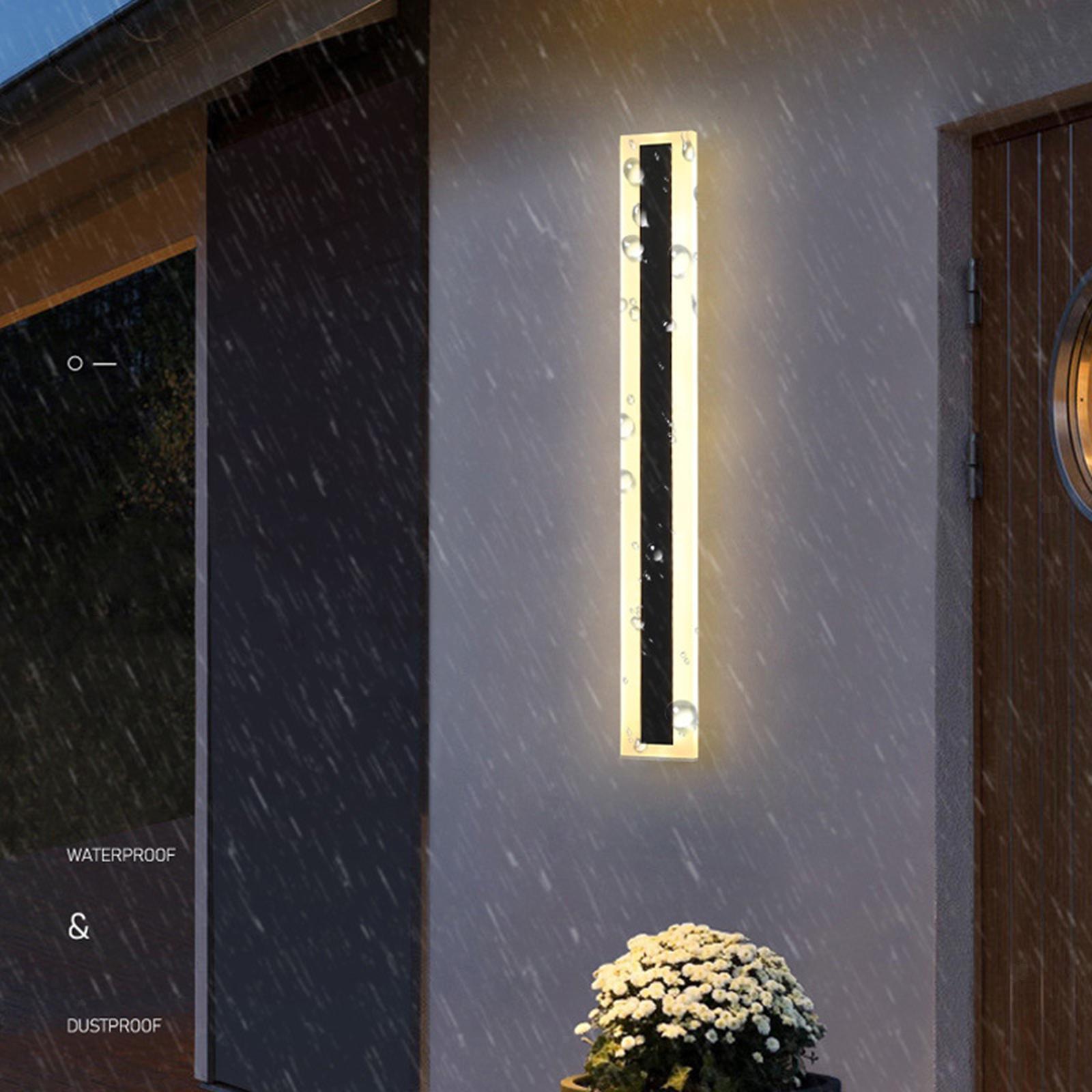 discount online buy Waterproof LED Outdoor Long Wall Light ...