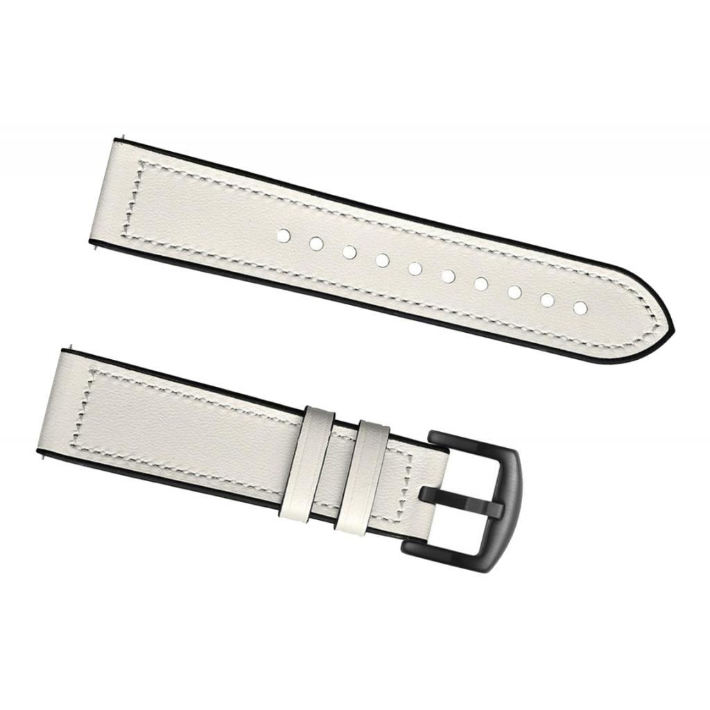 Genuine-Leather-Watch-Band-22mm-Quick-Release-for-Samsung-Watch-Active2 thumbnail 3