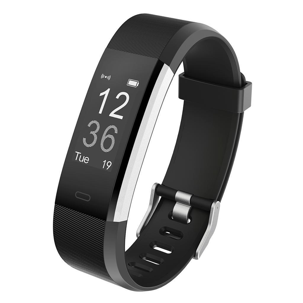 Bluetooth-Smart-Watch-Blood-Pressure-Fitness-Tracker-Waterproof-Wristband miniature 7