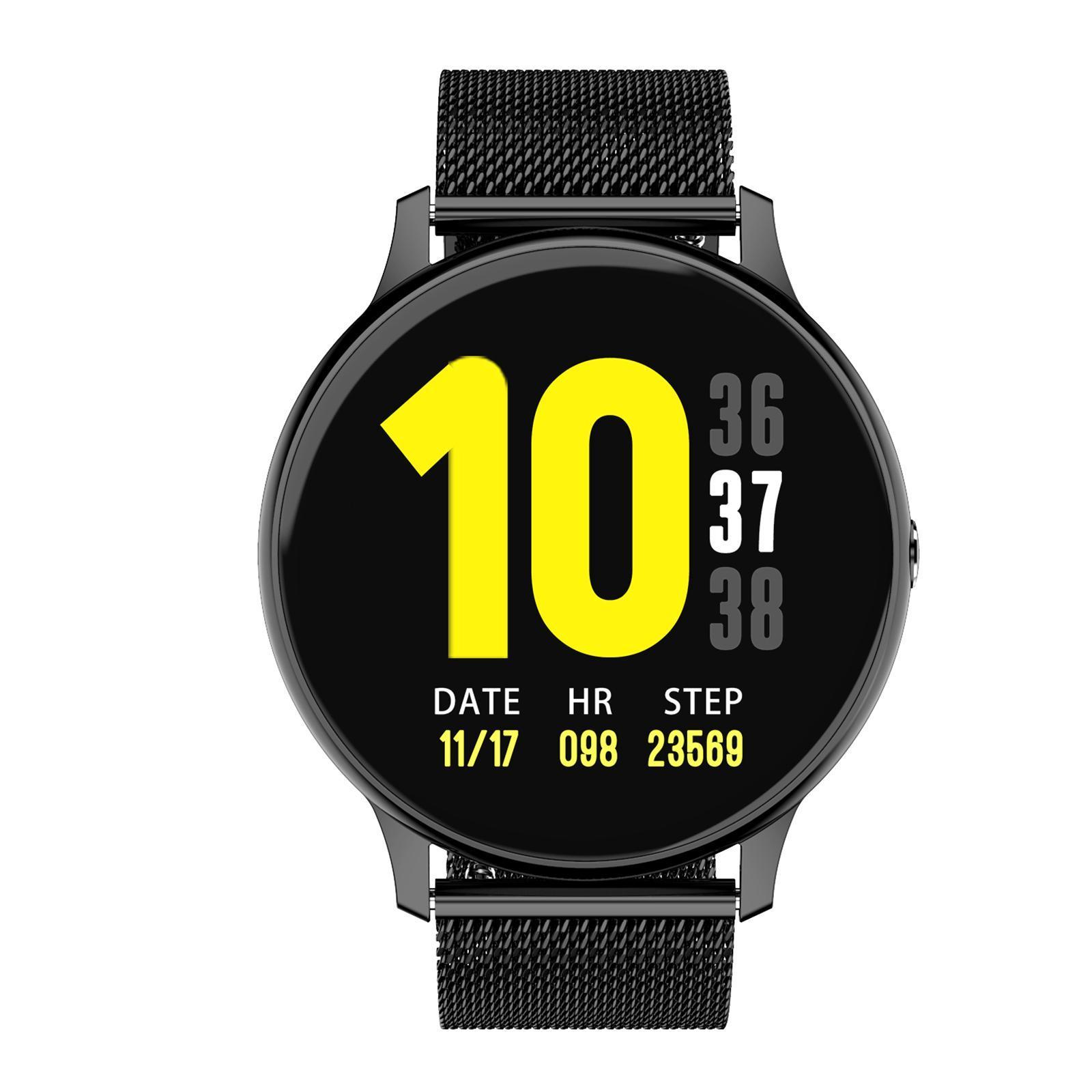 Indexbild 35 - Neue DT88 PRO Smart Uhr Herzfrequenz EKG Monitor Smartwatch für IOS Android