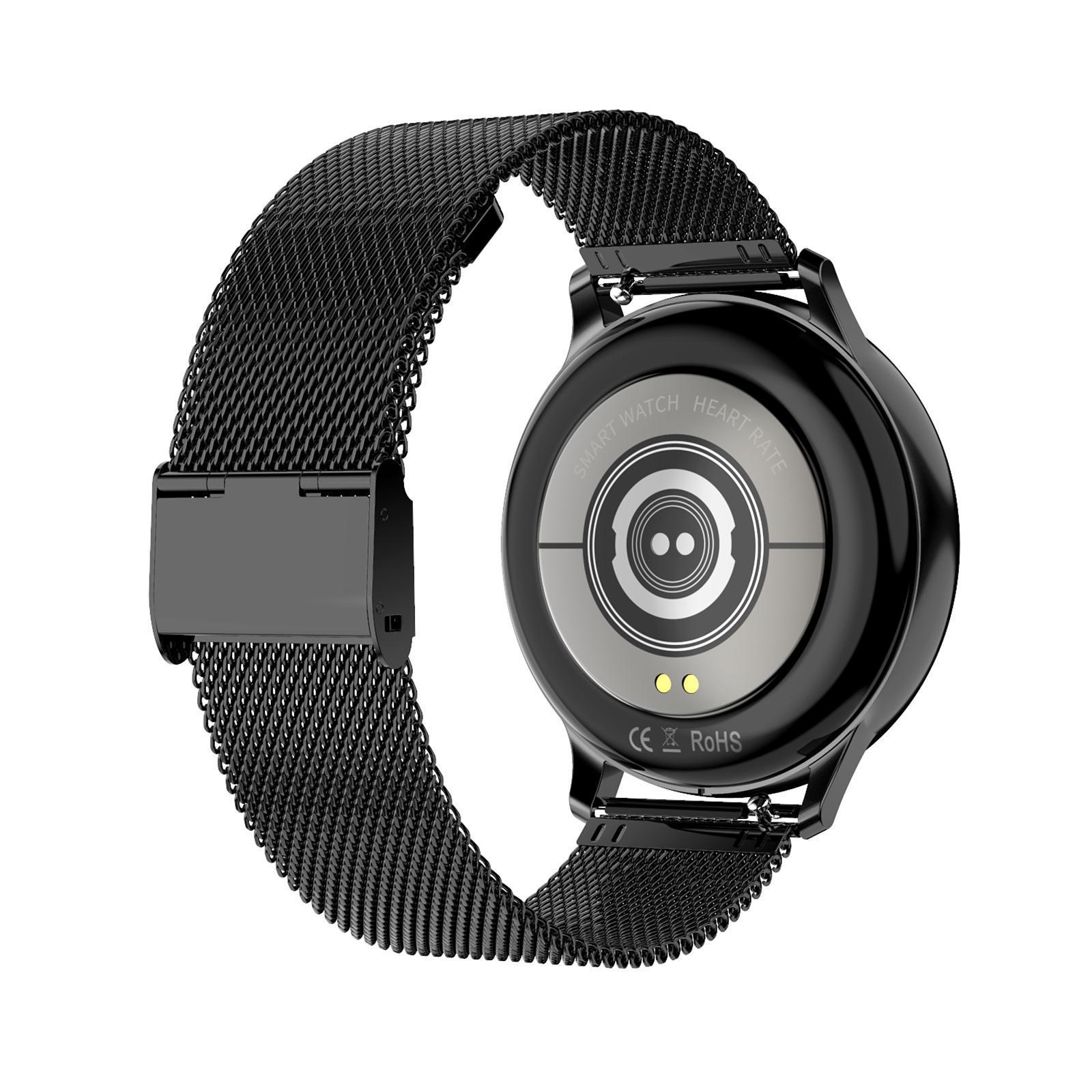 Indexbild 37 - Neue DT88 PRO Smart Uhr Herzfrequenz EKG Monitor Smartwatch für IOS Android