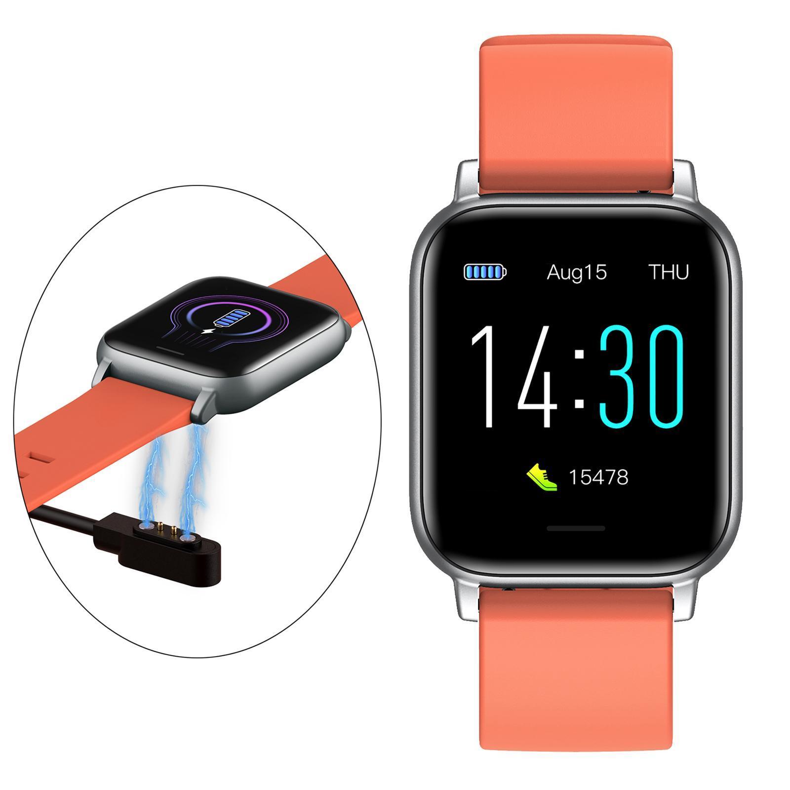 miniature 40 - 2021 NOUVEAU Bluetooth Fitness Tracker Smartwatch Sommeil Moniteur Étanche