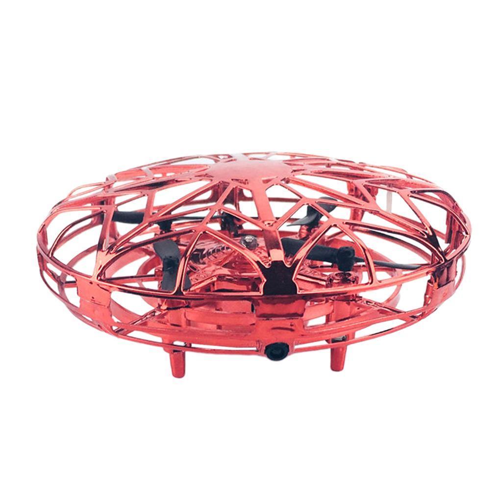 Hand-Controlled-Mini-Drone-UFO-Adults-Motion-Sensor-Flying-Toys-360-Rotating thumbnail 3