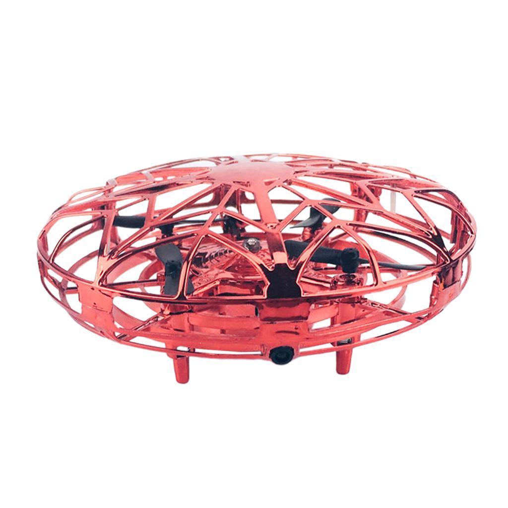 Hand-Controlled-Mini-Drone-UFO-Adults-Motion-Sensor-Flying-Toys-360-Rotating thumbnail 4