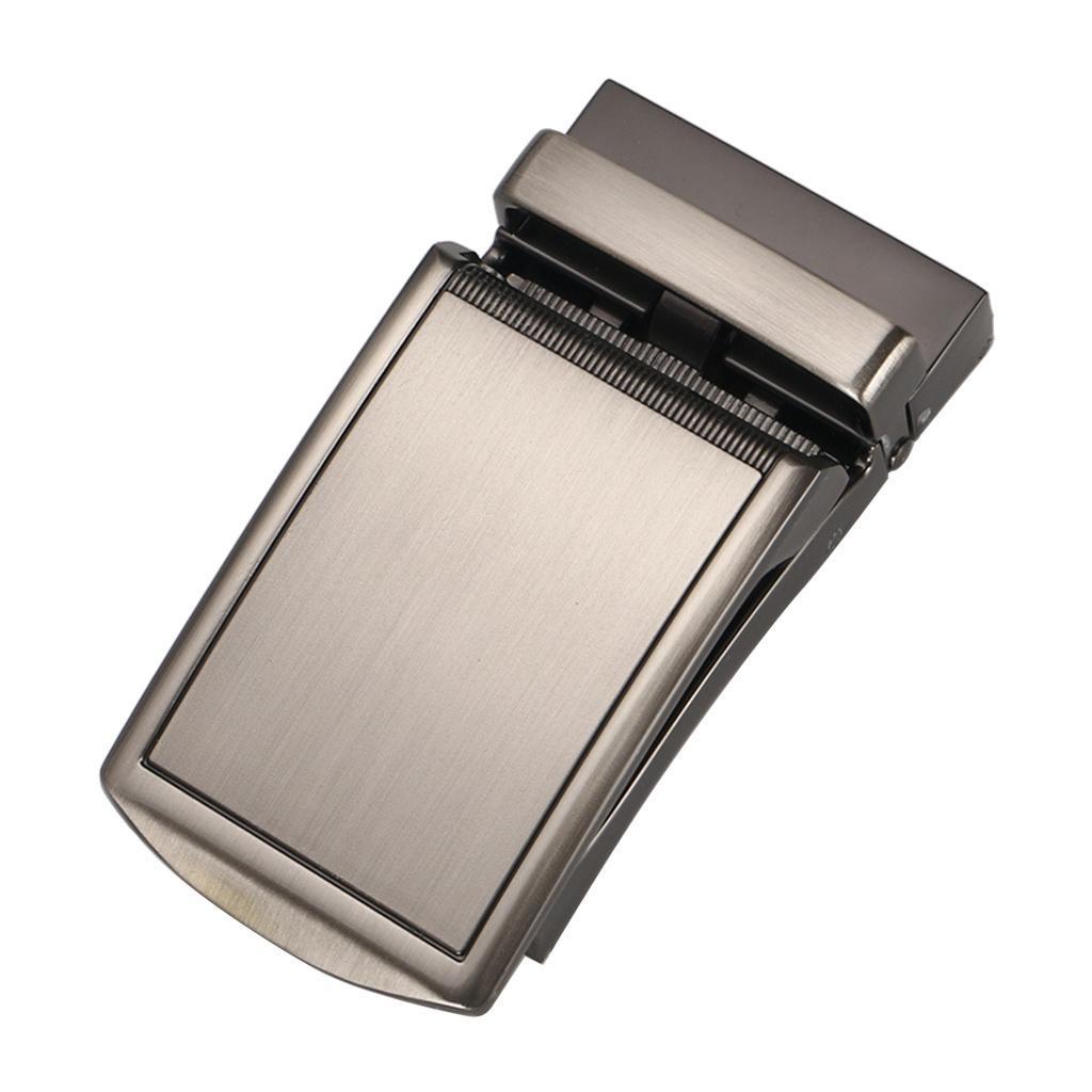 Remplacement-de-ceinture-en-cuir-a-cliquet-poli-par-metal-de-boucle-de miniature 10