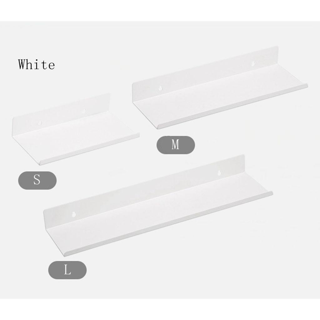 miniatura 64 - Durevole In Acciaio Al Carbonio Mensola Mobile Rack per la Casa