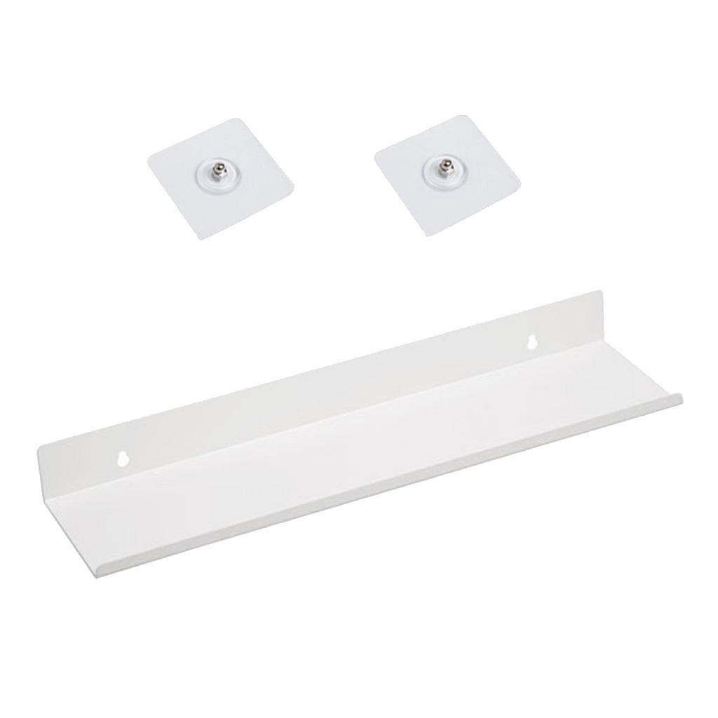 miniatura 65 - Galleggiante A Parete Mensola Rack per la Casa Organizzatore Cucina Bagno