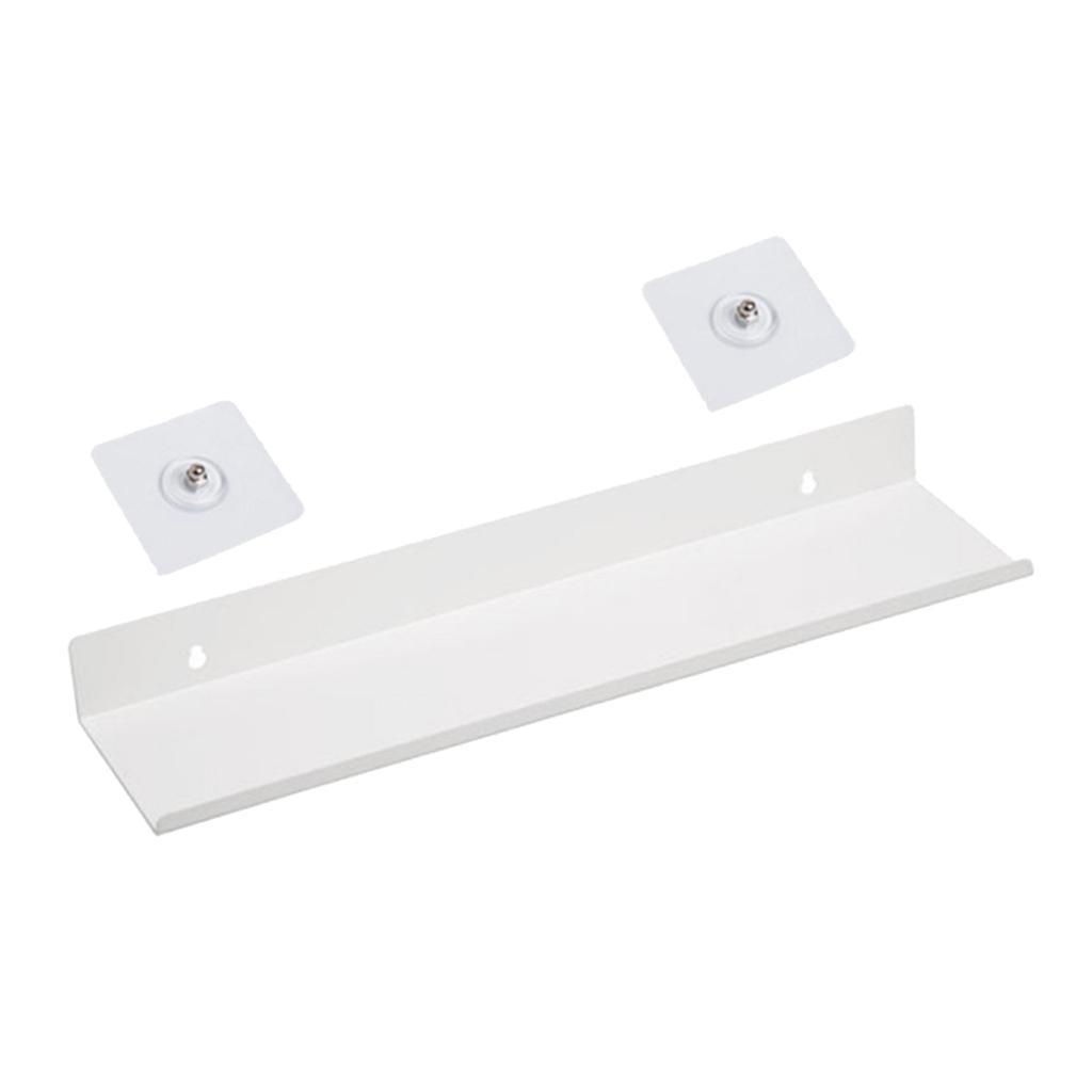 miniatura 62 - Durevole In Acciaio Al Carbonio Mensola Mobile Rack per la Casa