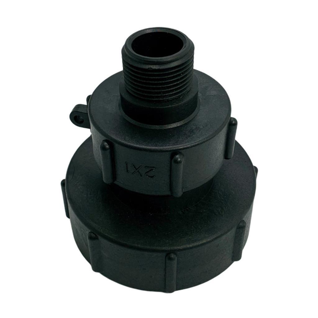 IBC-Water-Tank-Hose-Adapter-Garden-Water-Hose-Adapter-Fitting-Kit thumbnail 9