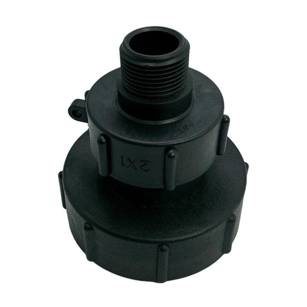 IBC-Water-Tank-Hose-Adapter-Garden-Water-Hose-Adapter-Fitting-Kit thumbnail 10