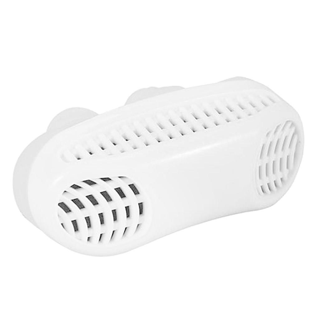 Silicone-Anti-Snore-Dilatateurs-nasaux-Apnee-Aide-Nez-Clip-Dispositif-de miniature 3