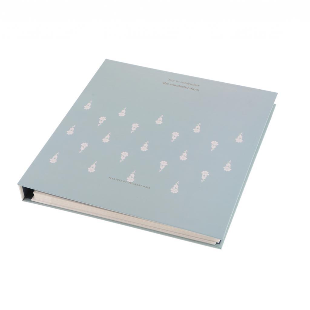 Indexbild 10 - Selbstklebendes Fotoalbum Fotoalbum Handgemachtes Erinnerungsbuch DIY