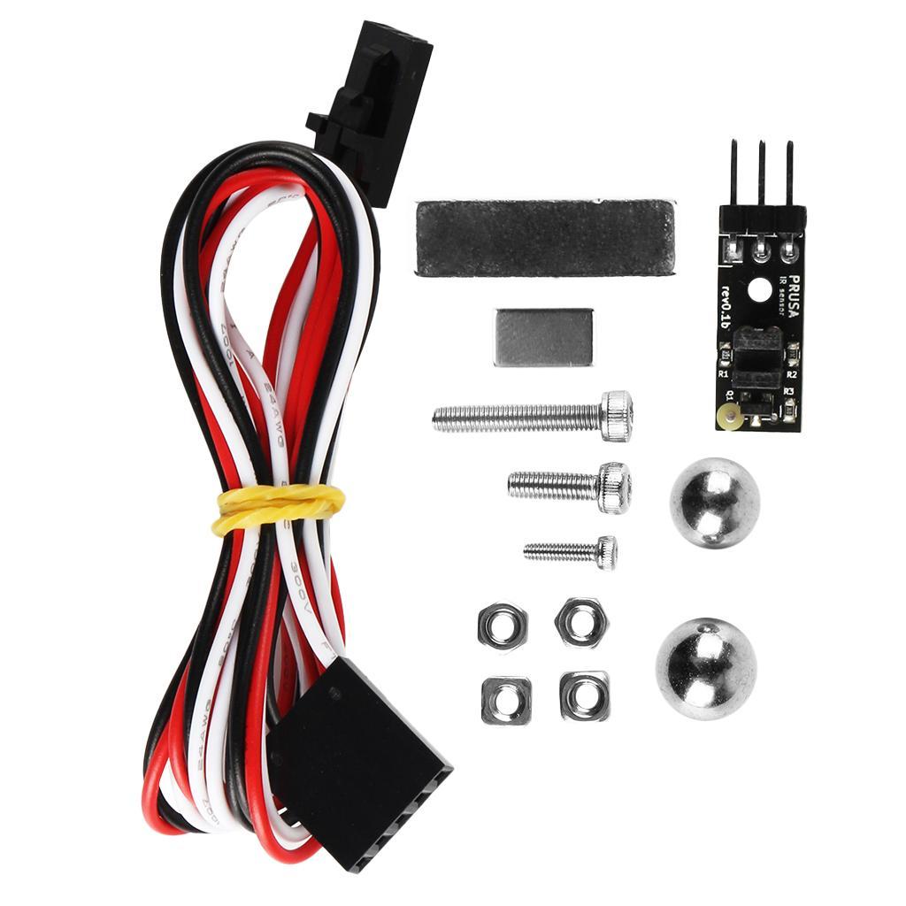 3D Drucker IR Filamentbrucherkennungs Sensor Kit für MK2.5 MK3 Prusa i3