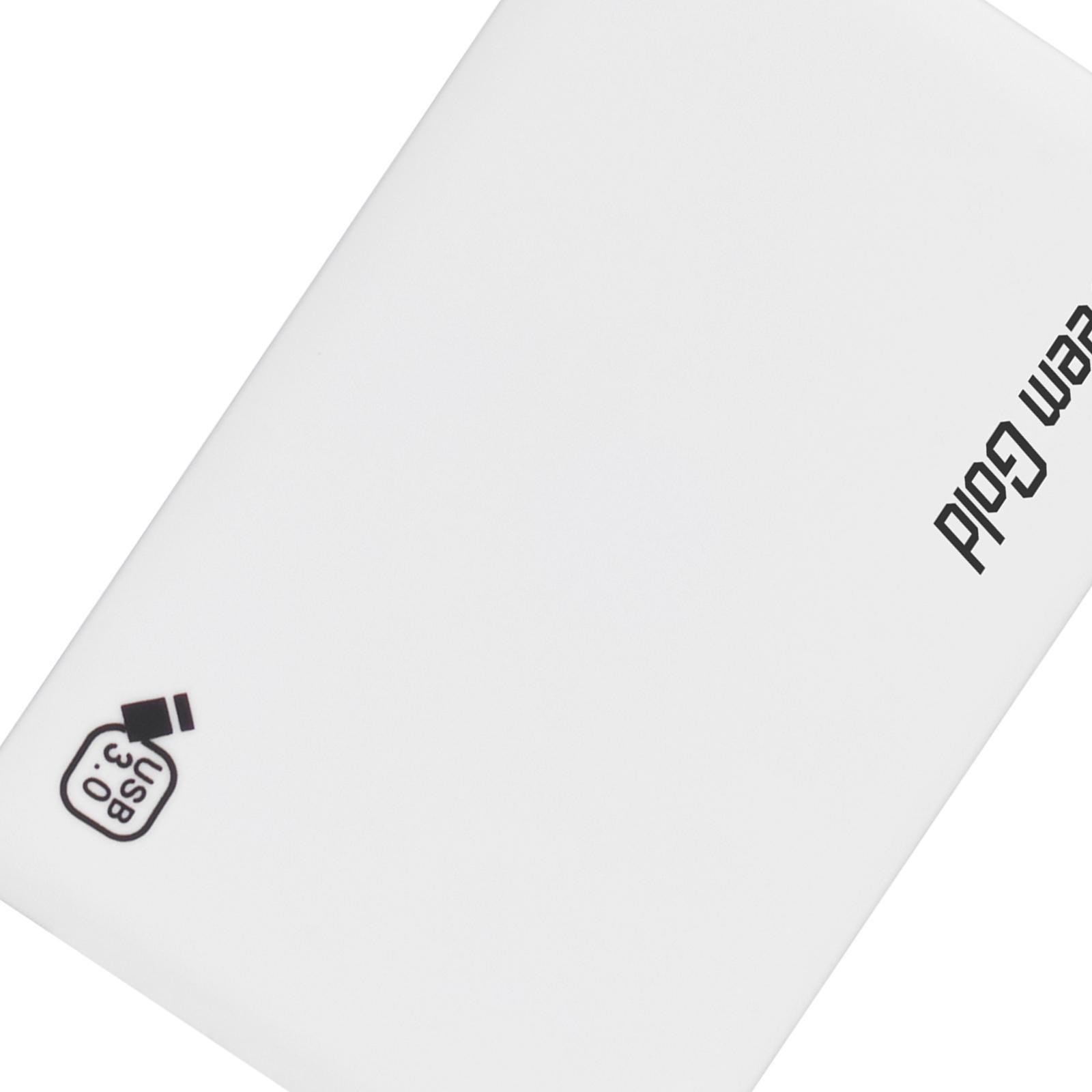 miniature 25 - ABS External Portable USB 3.0 Hard Drive Disk HDD for Desktop Laptop New