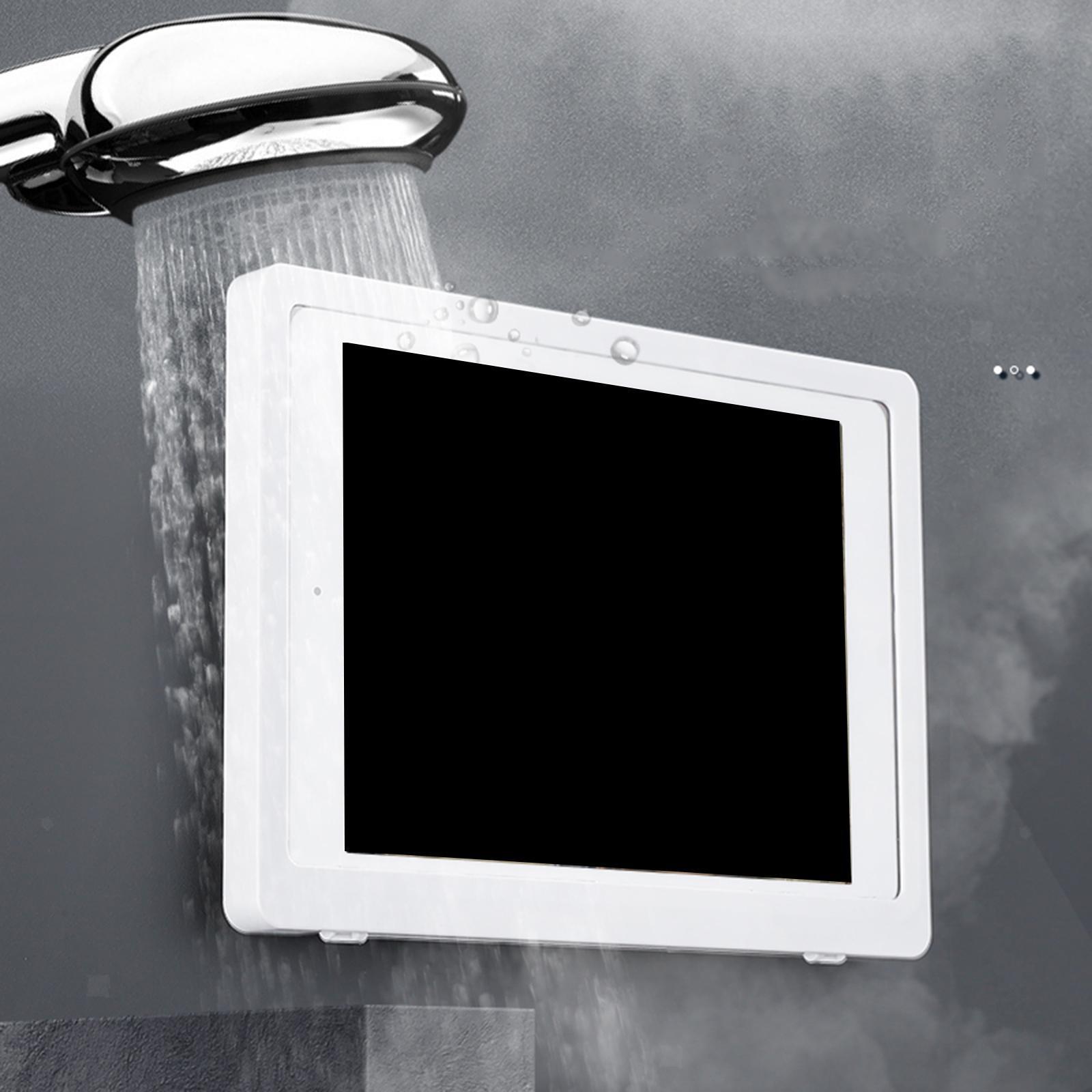 Indexbild 6 - Wand halterung Dusche Tablet Halter Badezimmer gehäuse Halterung Regal, Tablet