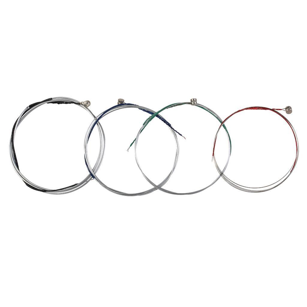 Ensemble-de-Remplacement-E-A-D-G-Cordes-pour-Violon-3-4-4-4 miniature 11