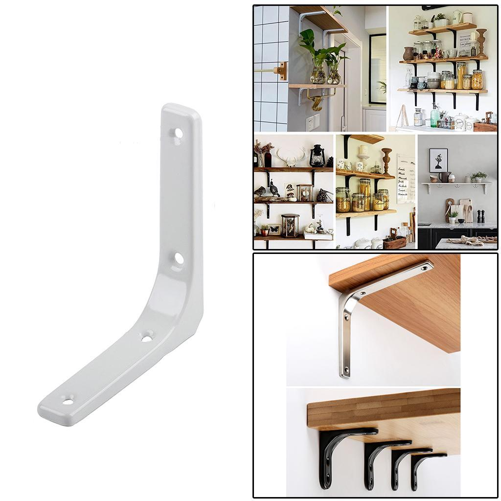 thumbnail 112 - Shelf   Floating Shelves Tripod Triangle Shelf Brackets for Bathroom