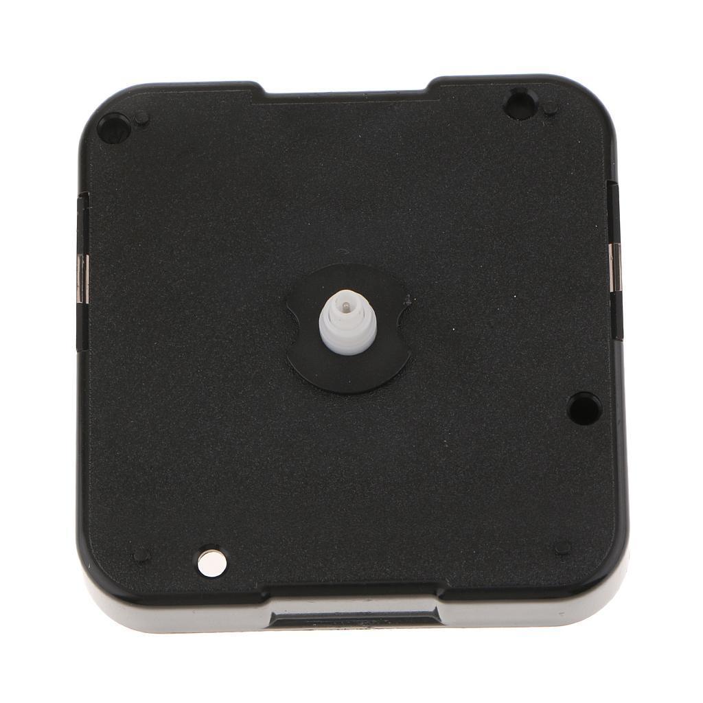 Quartz Clock Movement Mechanism Module Snap-in Type Silent 8.9 /& 12.4mm