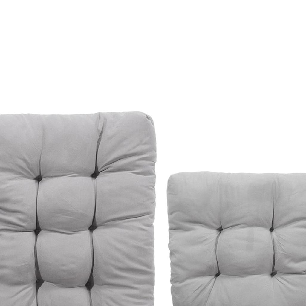 miniature 35 - Ensemble de coussins de chaise berçante inclinable avec attaches Jardin