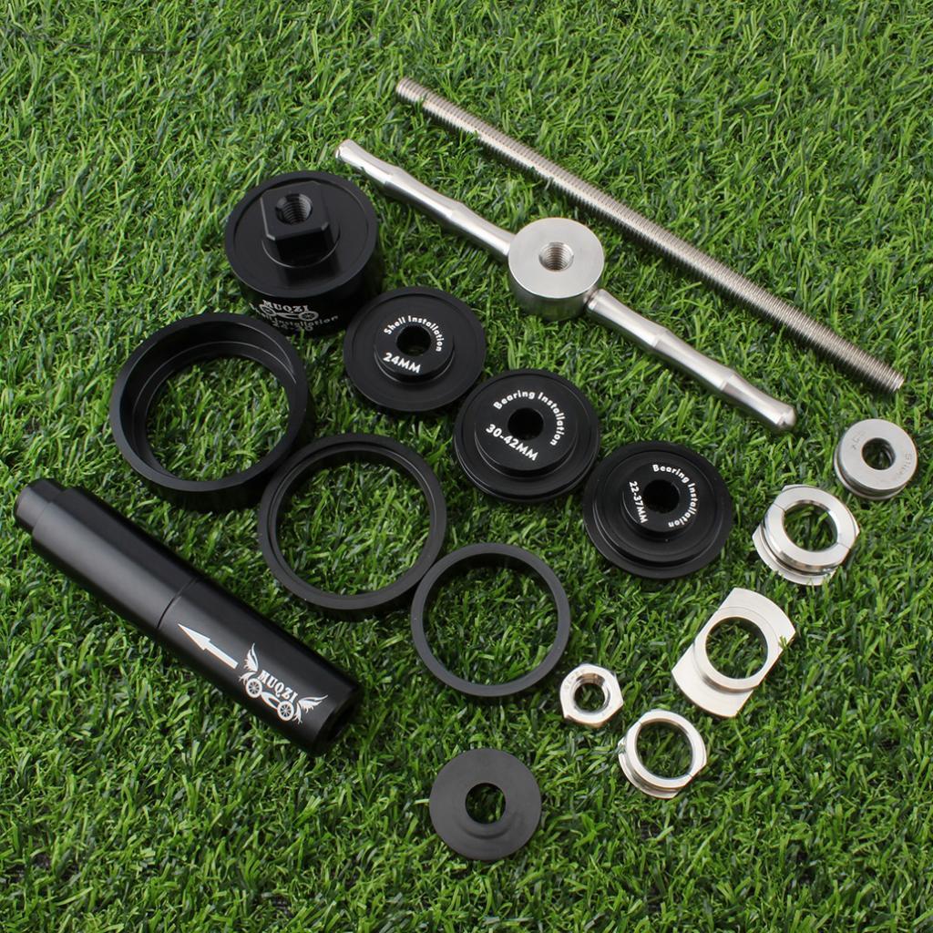 Innenlager Montage Demontage Fahrrad Werkzeugsatz Für Einpress Bike BB Lager