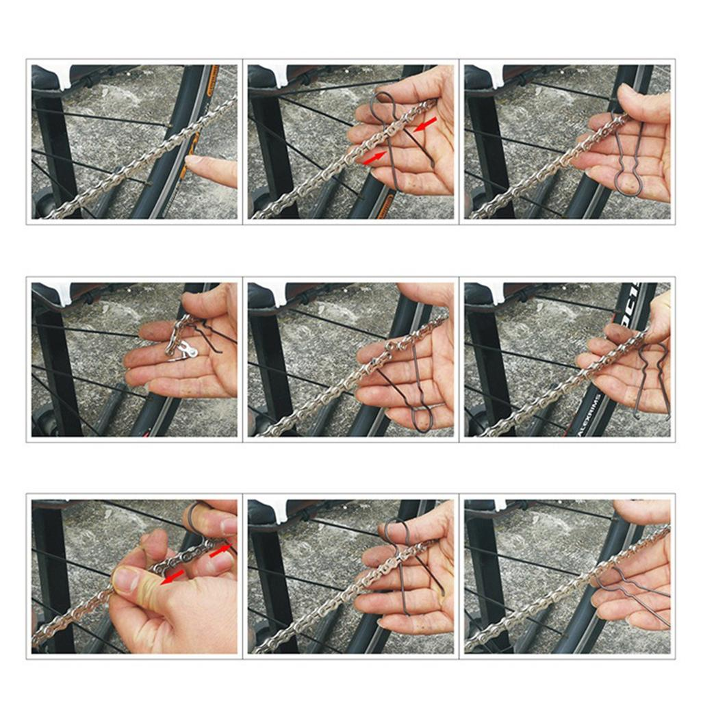Mini Bike Master Link Chain Pliers MTB Road Bicycle Quick Missing Links Closer