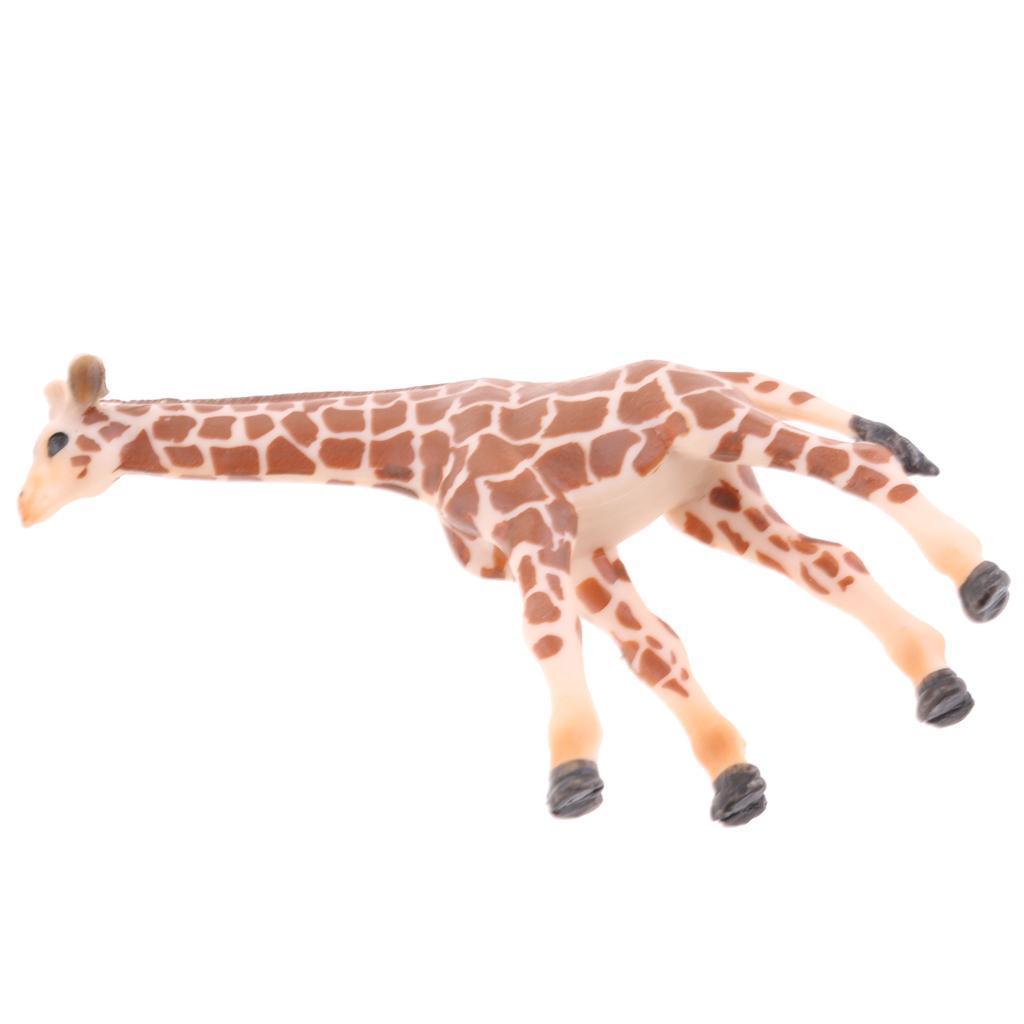 Realistico-Selvaggio-Farm-Natura-Animale-Albero-Modello-Azione-Figure-Kid miniatura 81