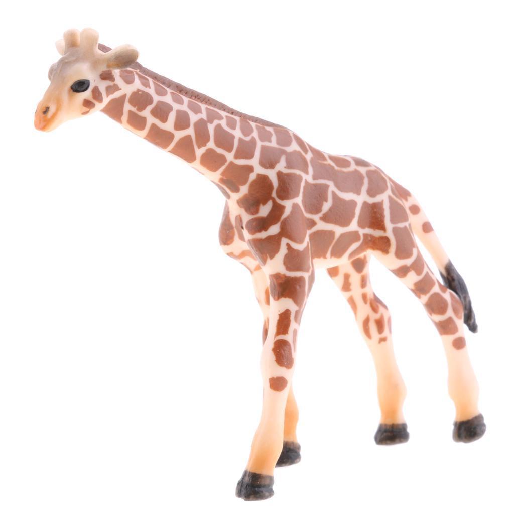 Realistico-Selvaggio-Farm-Natura-Animale-Albero-Modello-Azione-Figure-Kid miniatura 79