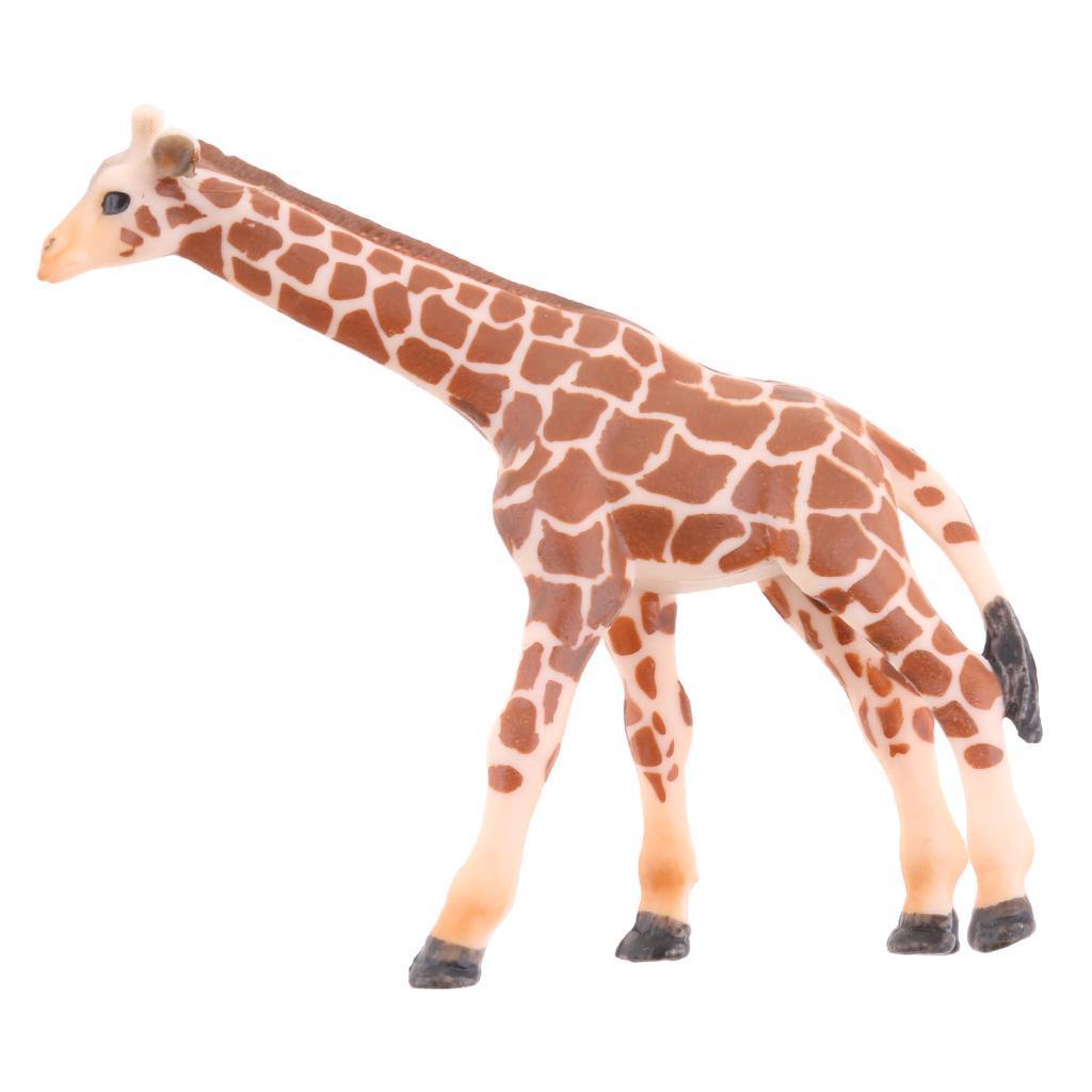 Realistico-Selvaggio-Farm-Natura-Animale-Albero-Modello-Azione-Figure-Kid miniatura 82