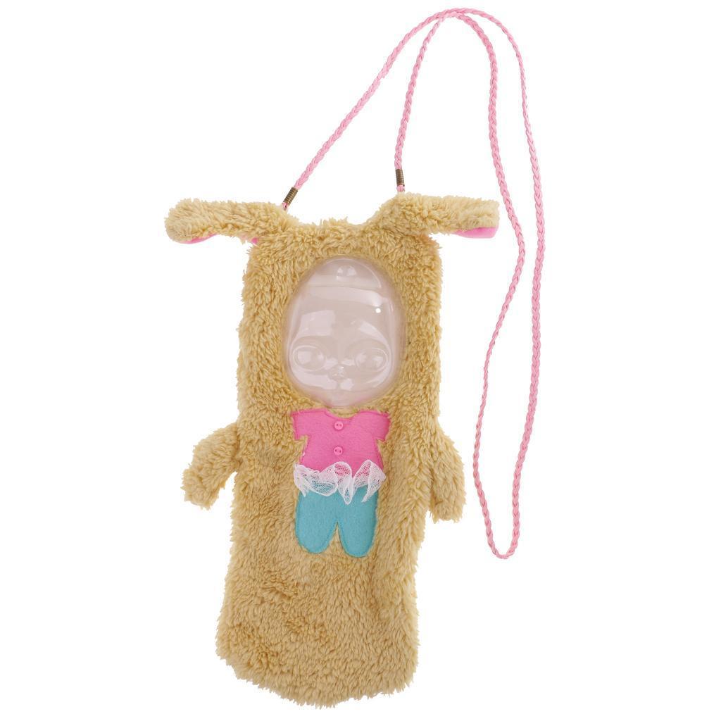 miniature 7 - 1-6-Sac-de-Couchage-pour-poupees-Doll-Accessoires-Jouet-Enfant-Cadeau-Ideal