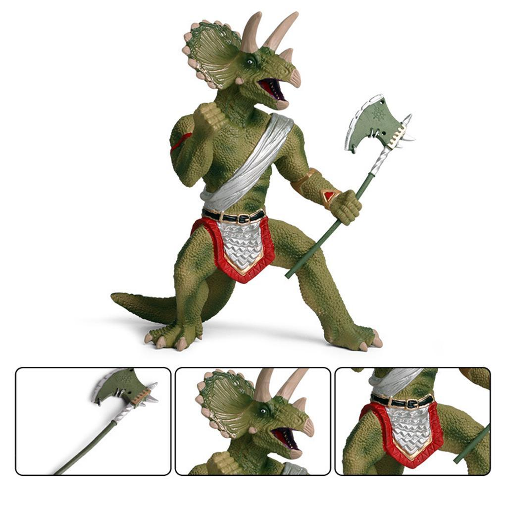 1x-Nanosaur-Model-Figure-Toys-Dinosaur-Soldier-Plastic-Children-Toy-Decor thumbnail 15