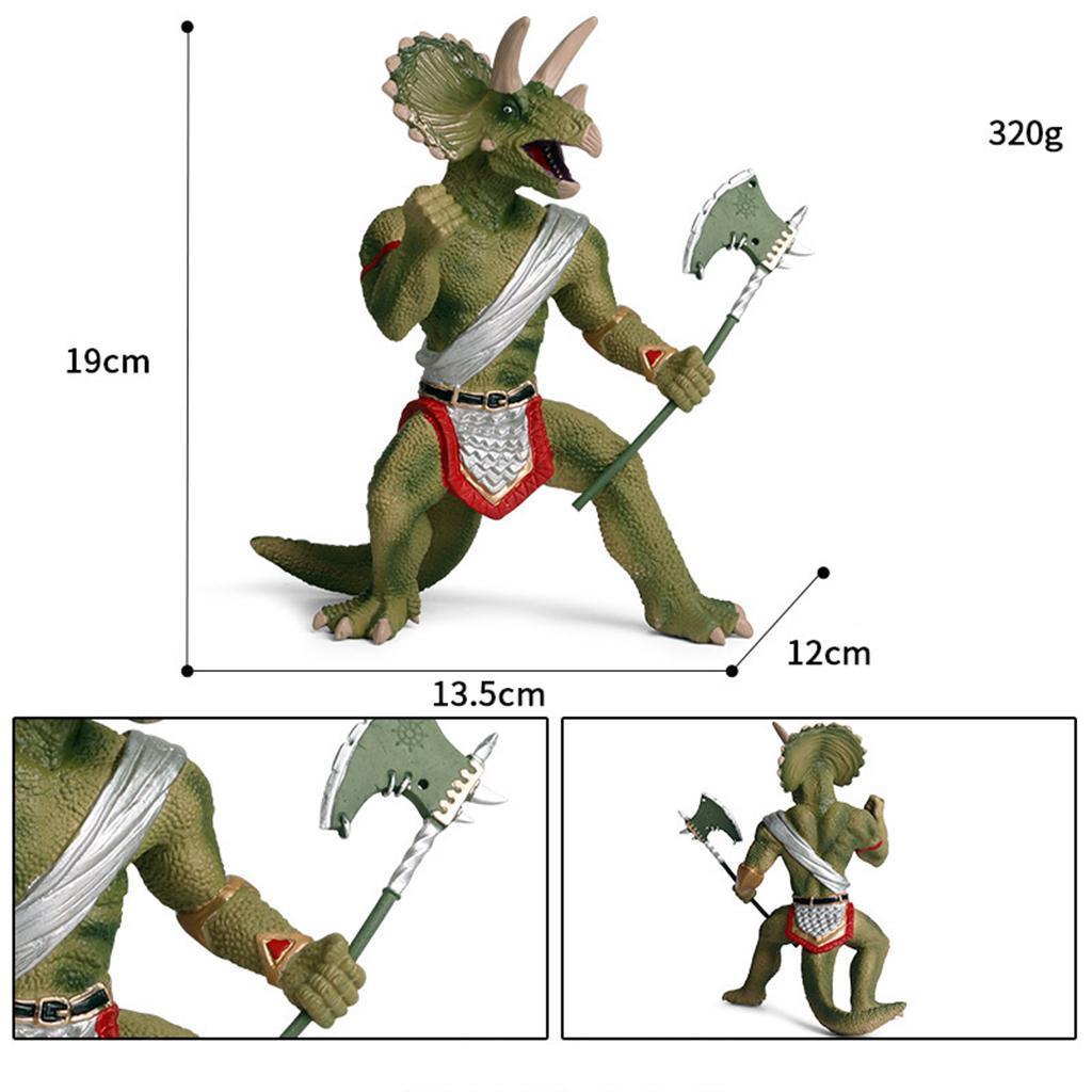 1x-Nanosaur-Model-Figure-Toys-Dinosaur-Soldier-Plastic-Children-Toy-Decor thumbnail 16