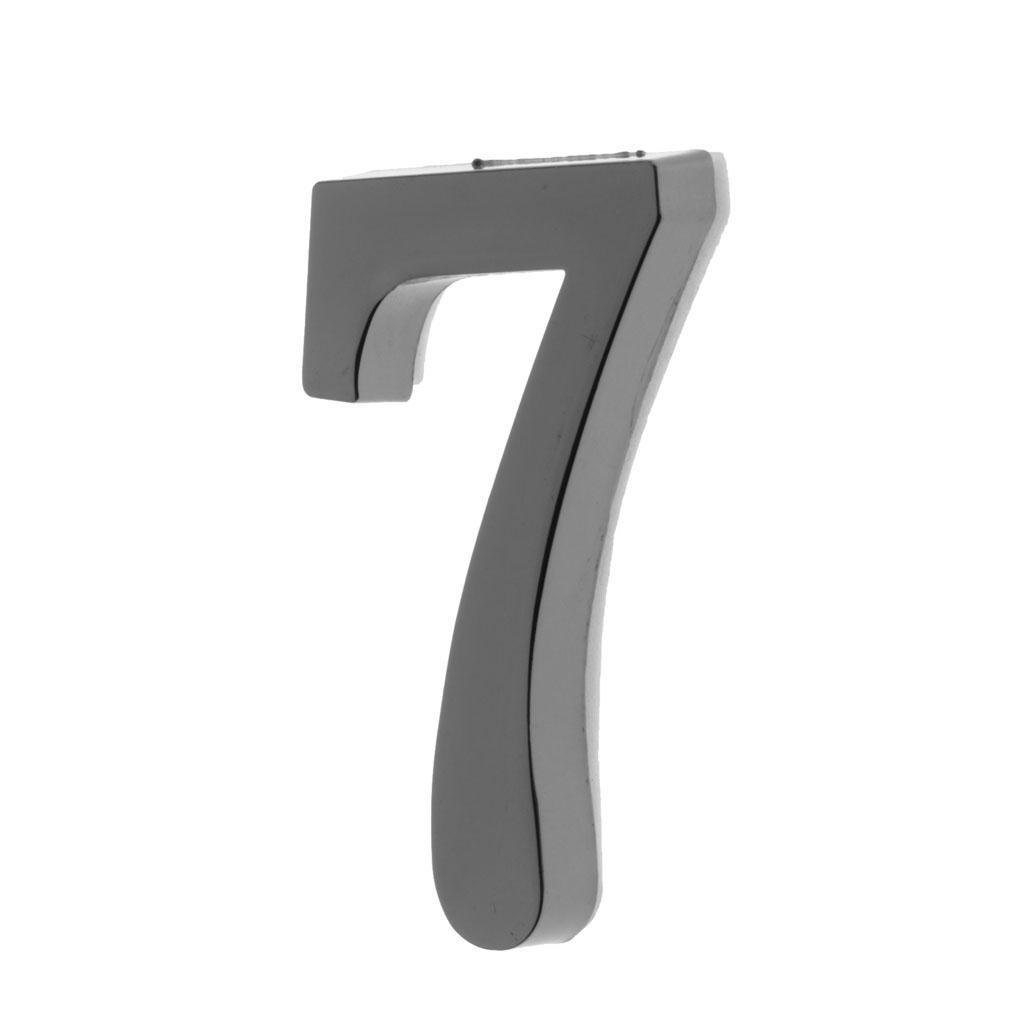 Metal-House-Door-Plaque-Hotel-Gate-Office-Dormitory-Number-Sign-Sticker miniature 21