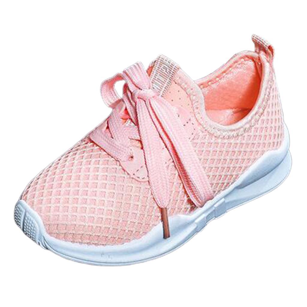 miniatura 35 - Pantofole-per-ragazzi-scarpe-sportive-scarpe-per-bambini-sneakers-per-ragazze