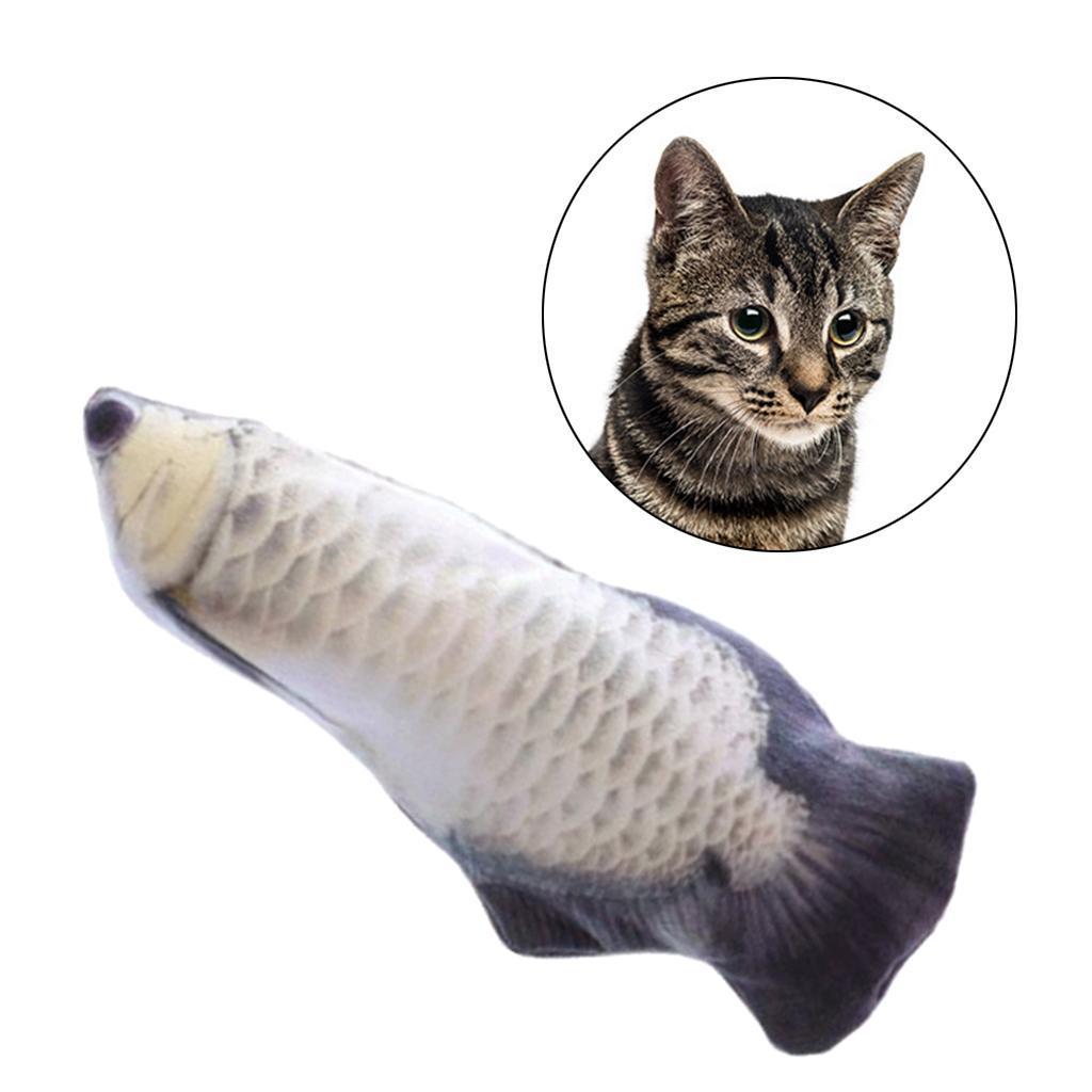 Indexbild 13 - Elektronische Haustier Katze Spielzeug Elektrische Simulation Fisch Spielzeug