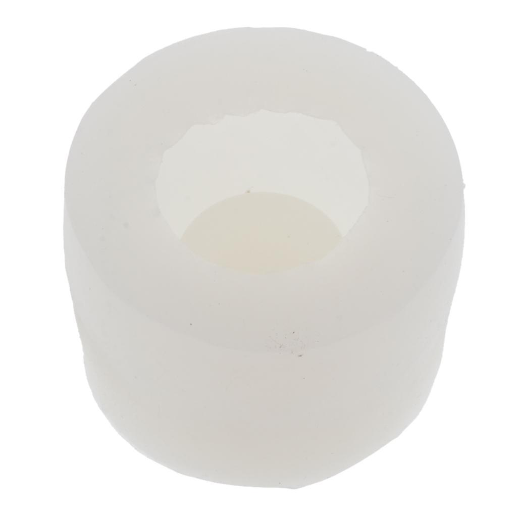 Indexbild 7 - Silikon-Ornamente-Form-Pinselhalter-Harz-Casting-amp-Craft-Formen-DIY-Blumentopf
