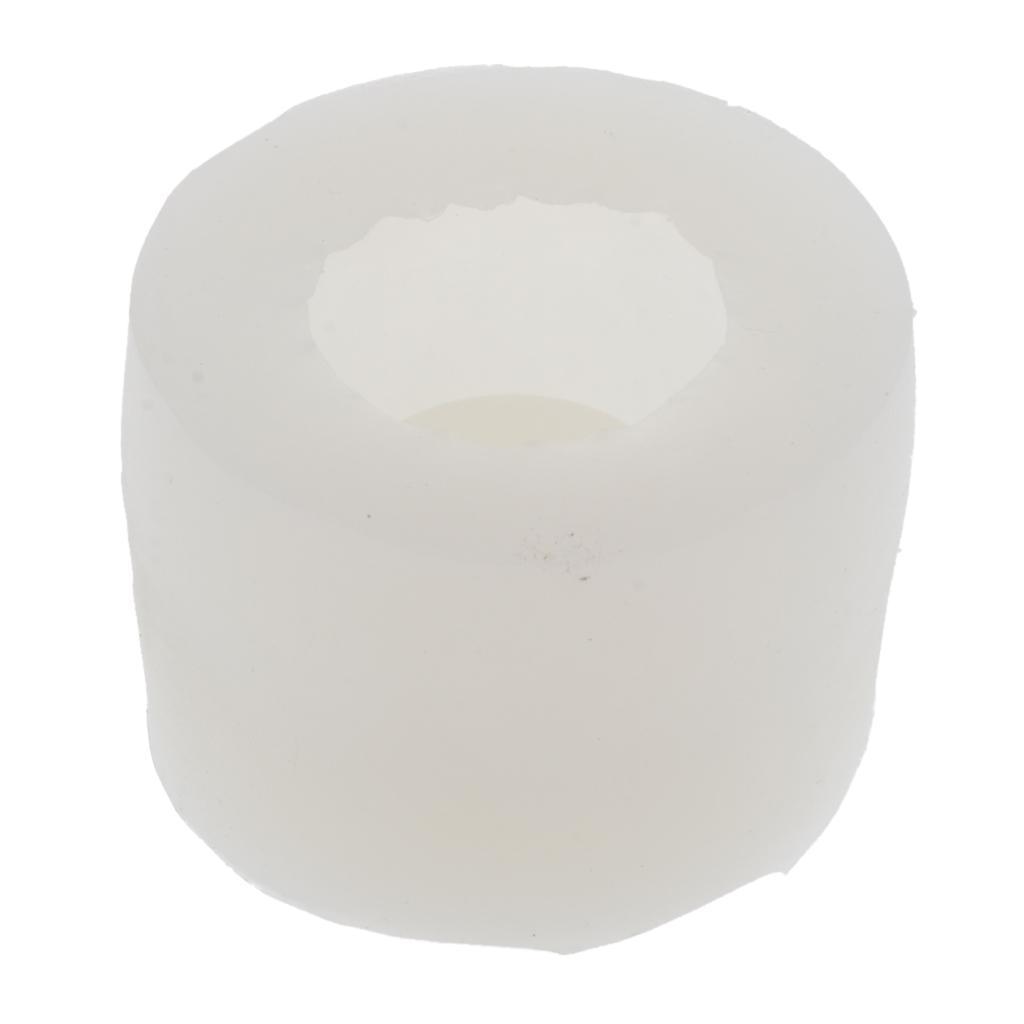 Indexbild 6 - Silikon-Ornamente-Form-Pinselhalter-Harz-Casting-amp-Craft-Formen-DIY-Blumentopf